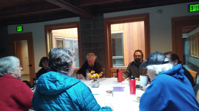 Sanctuary Forest Annual Board Meeting