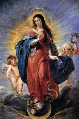 Solemnity of the Immaculate Conception of the Blessed Virgin Mary; Patronal Feast of the United States of America