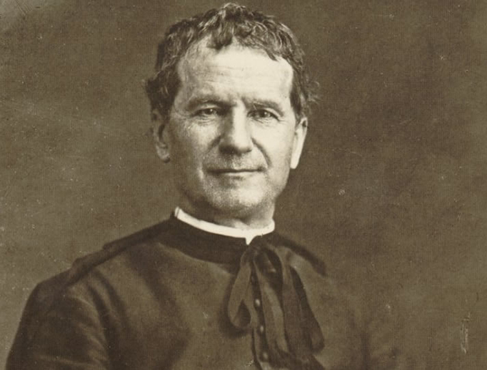 Saint John Bosco (Don Bosco): 1815-1888, Founder of the Salesians, Canonized in 1934 by Pius XI