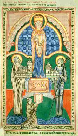 Feast of our Cistercian Founders, Sts. Robert, Alberic and Stephen