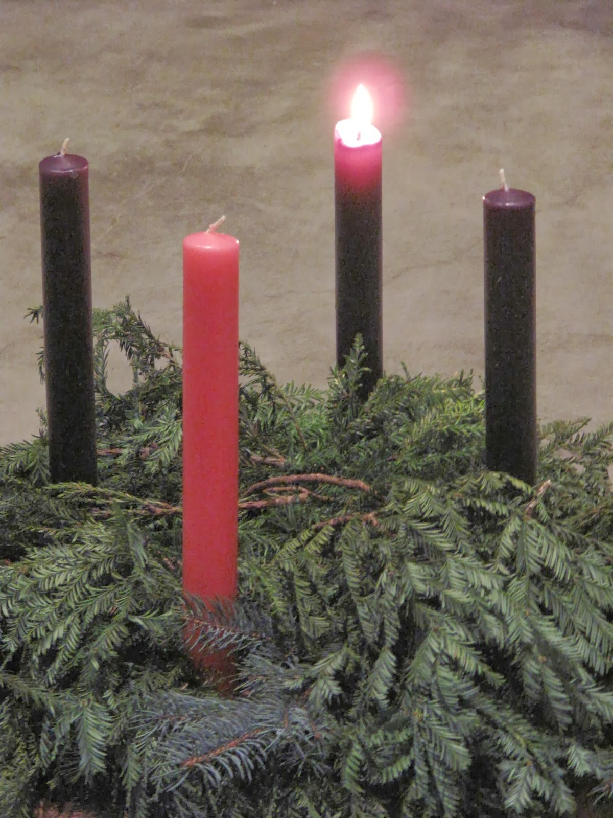 Surrender into Advent