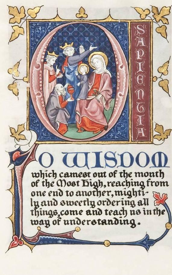 Praying the O Antiphons