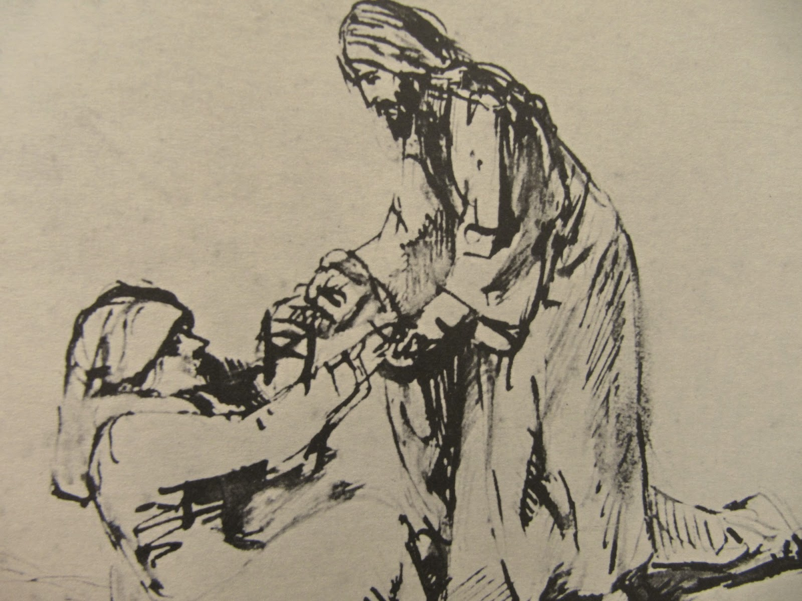Lectio: Wednesday, Twenty-Second Week in Ordinary Time