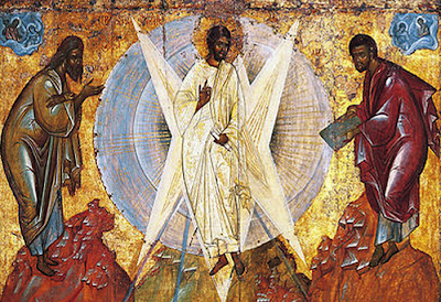 Transfiguration - Transformed in Love