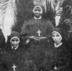 Saint Josephine Bakhita (1869-1947): Former Slave, Canossian Sister