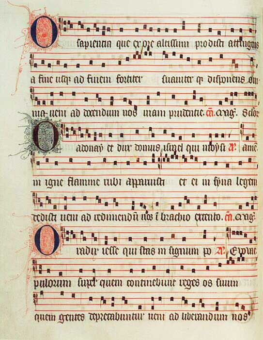 Praying with the O Antiphons