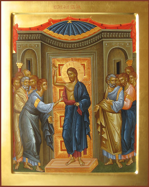 There is no Resurrection without the Cross - Reflections for the 2nd Sunday of Easter
