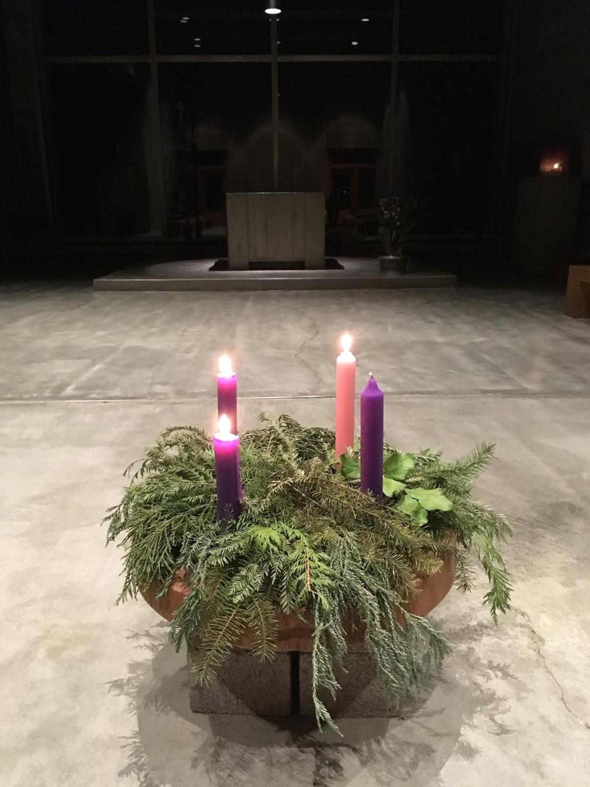 Third Sunday of Advent: Gaudéte Sunday
