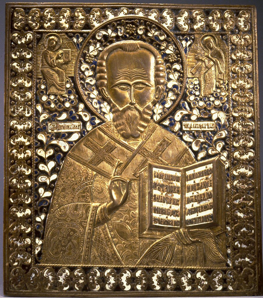 Saint Nicholas (4th century), Wednesday of the First Week of Advent
