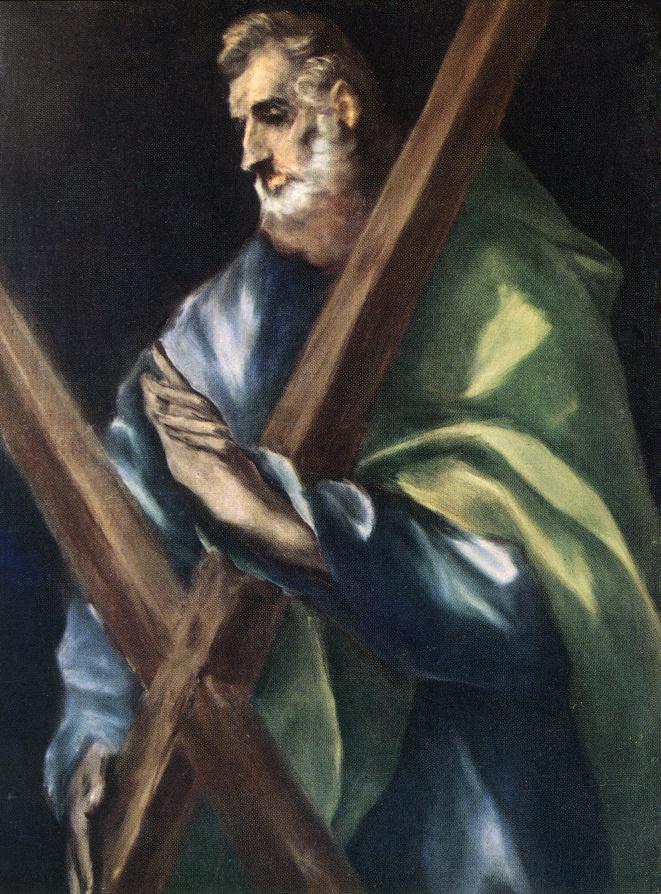 Feast of Saint Andrew (d. c.60)