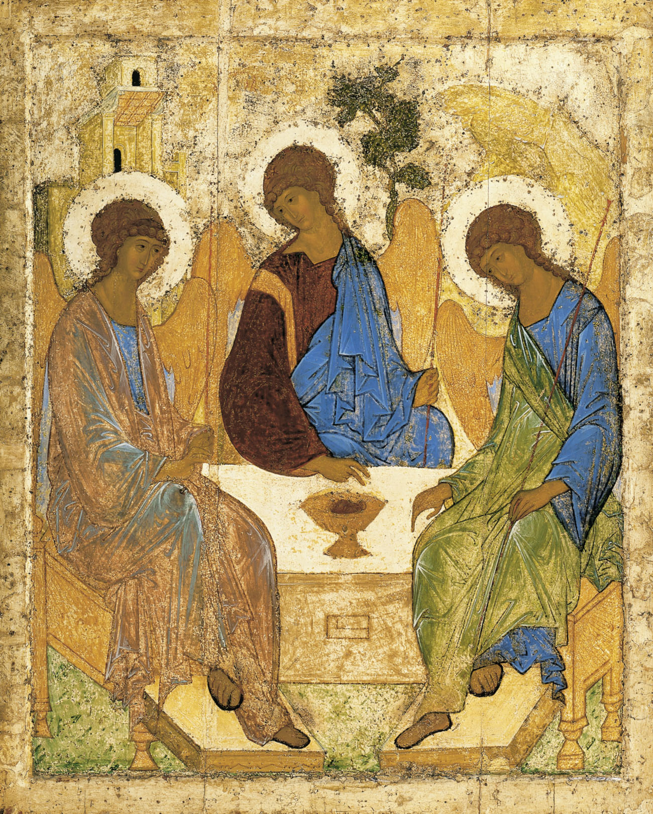 On Trinitarian Life
