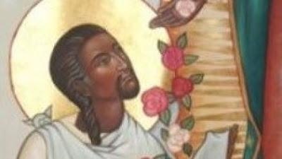 Saint Juan Diego Cuauhtlatoatzin (1474-1548)