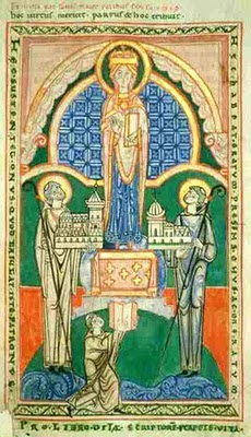 Feast of Saints Robert, Alberic and Stephen, Founders of Citeaux