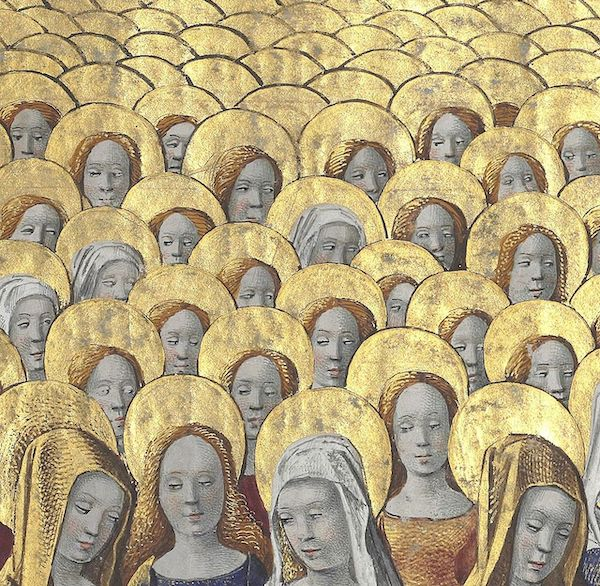 All Saints - A Golden Chain of Witnesses